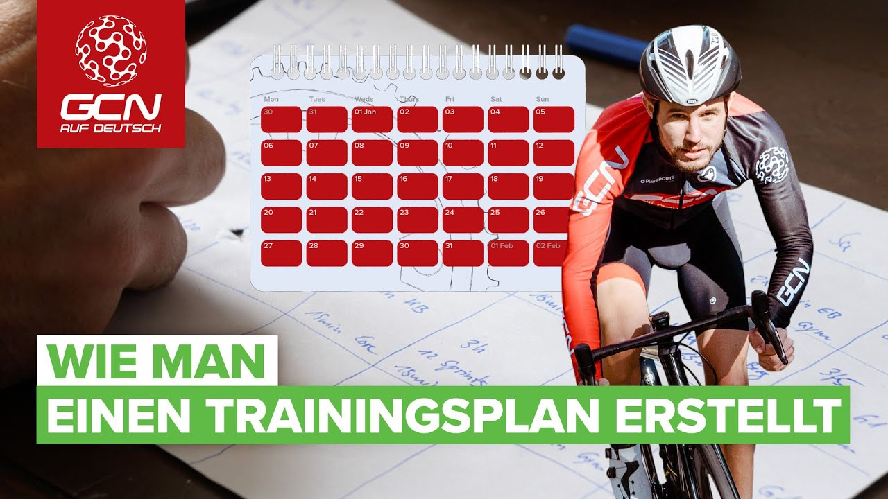 Wie man einen Trainingsplan erstellt