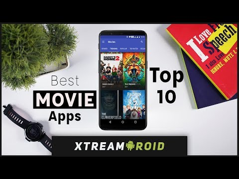 Top 10 Movie Apps To Watch & Download FREE Movies Best Netflix Alternatives