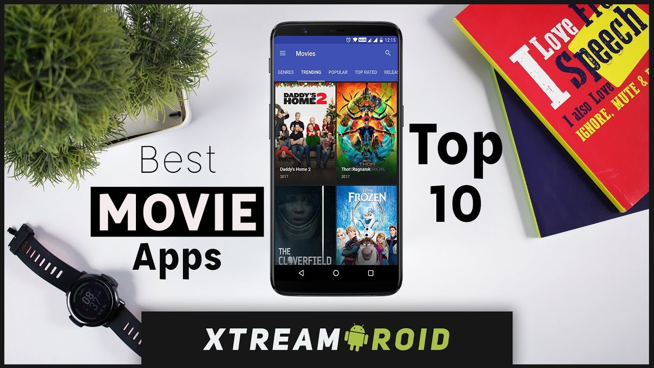 Top 10 Movie Apps To Watch Movies 2018 (Best Netflix Alternatives)