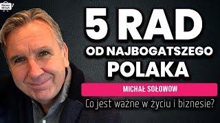 Najbogatszy Polak Michał Sołowow - NR 1 TOP100 Najbogatszych 💯💰