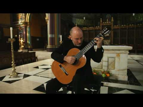 Ave Maria - Schubert (Michael Lucarelli, Classical guitar)