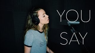 You Say - Lauren Daigle (Cover by DREW RYN)