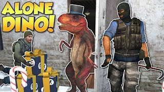 HOME ALONE DINOSAUR?! - Garry's Mod Gameplay - Gmod Sandbox Home Alone Roleplay