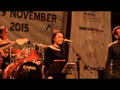 Live Konser Ayu Ting-ting Mama Papa Larang MAPALA (Judika Cover)