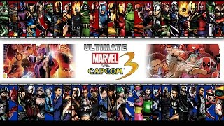 ULTIMATE MARVEL VS  CAPCOM 3 (PC) - Gameplay on GTX 970