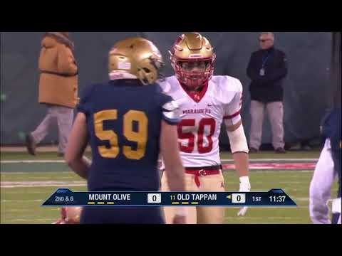 Full Game: Old Tappan 31, Mount Olive 28 (12/2/17)