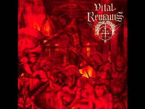 Vital Remains - Dechristianize full album
