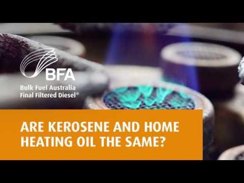 Are Kerosene And Home Heating Oil The Same? | Bulk Fuel Australia