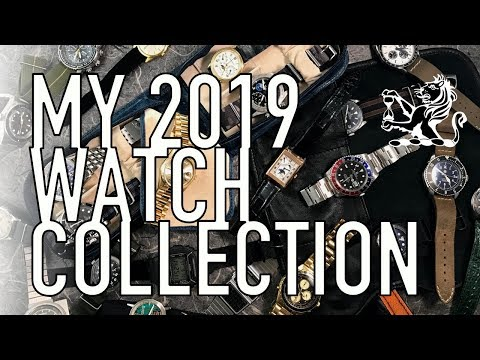 My Watch Collection 2019: AP, Seiko, Rolex, Casio, Breitling & More