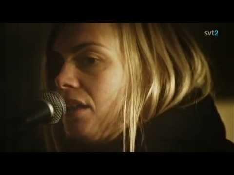 Anna Ternheim & Matt Sweeney - Ghost of a Man (Syrsor & cigaretter, 2012)