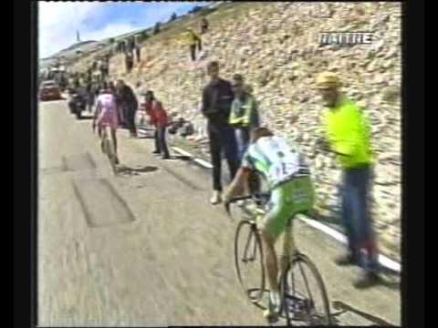 Mont Ventoux 2000 Marco Pantani 3/5