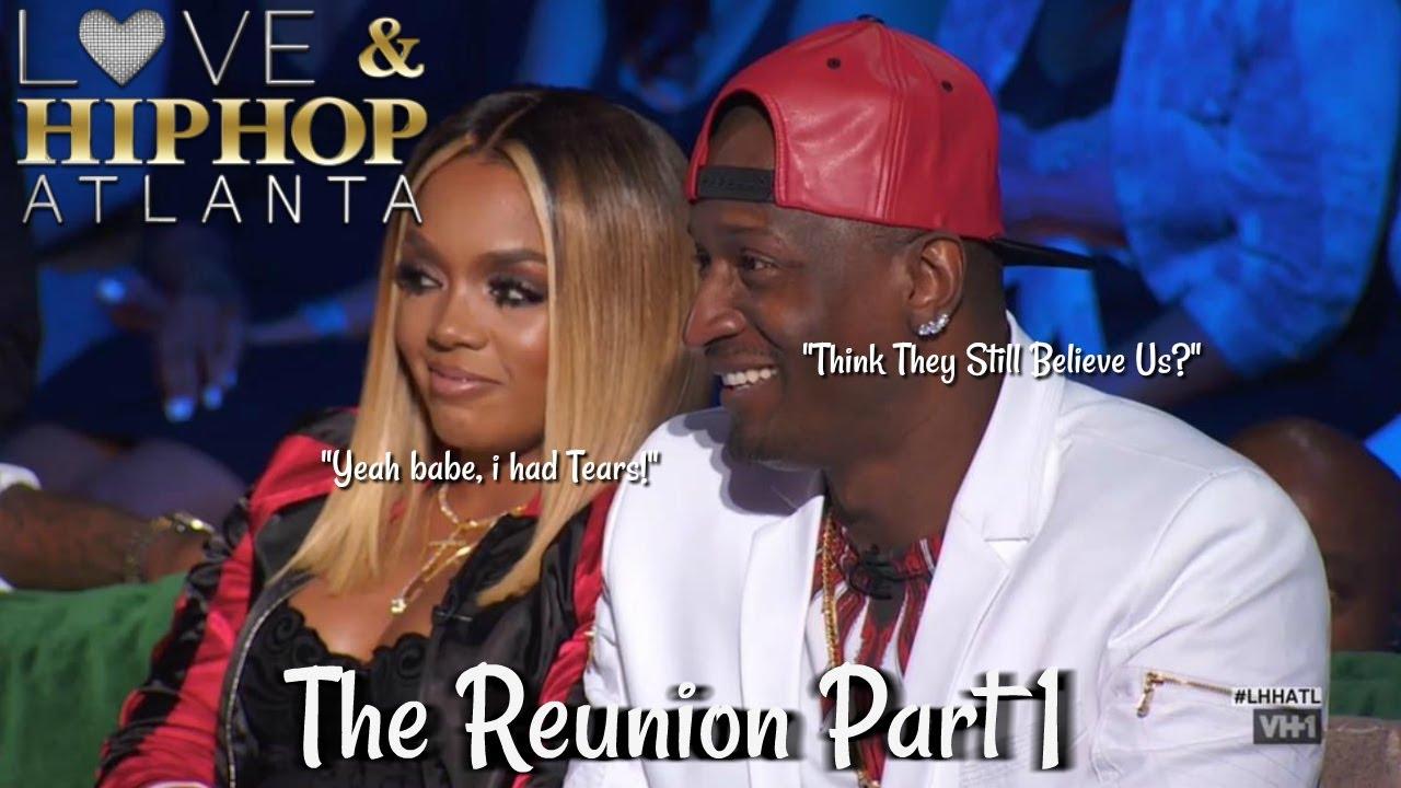 Love & Hip Hop Atlanta - S07E17 - Reunion Part 1 - video ...