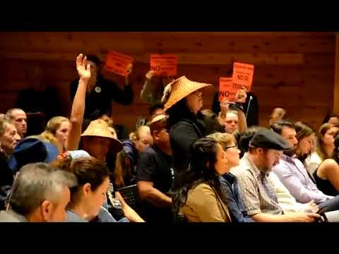 Protectors of the Salish Sea, LNG, and the Governor.   The time is NOW!!!!