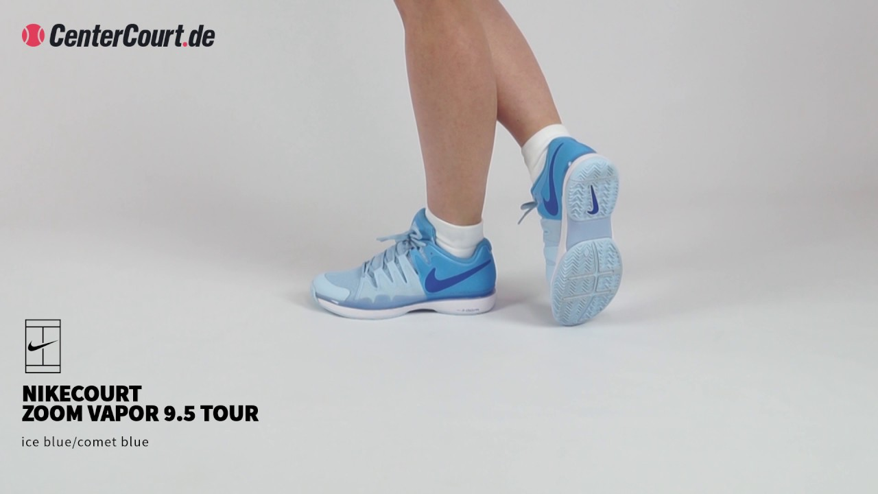 d750669a71168 Nikecourt Zoom Vapor 9.5 Tour Damen - YouTube