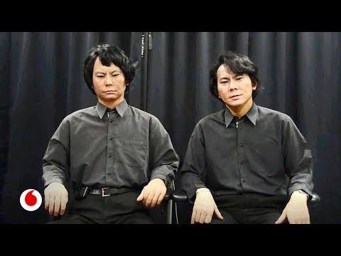 Hiroshi Ishiguro, el hombre que hizo una copia de sí mismo