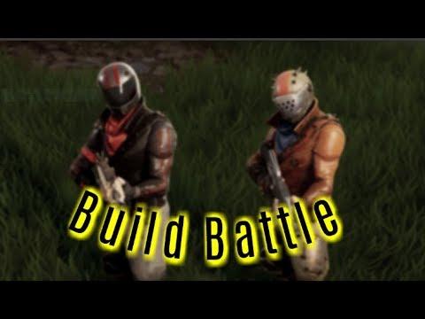 INSANE BUILD BATTLE//Fortnite Gameplay Ft. K1L0 Nasty