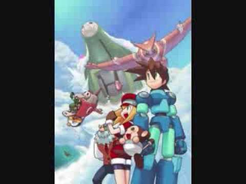 Megaman Legends Juno form 2 Music