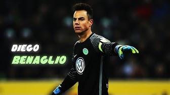 Diego Benaglio 2017 ● Best Saves ● Amazing saves & skills show |VFL wolfsburg || HD 720p