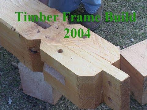 2004 TIMBER FRAME  Build