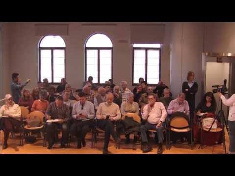 Audiència Pública del Districte de Ciutat Vella 28/4/2016