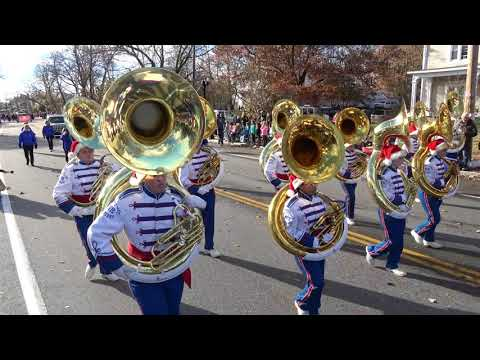 VFW Post 29 Santa Parade, Haverhill, MA, 11/19/17