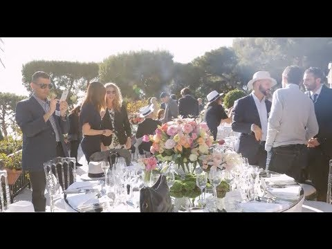 Chic Garden Brunch at Grand Hôtel du Cap Ferrat, Four Seasons