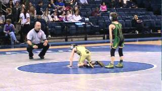 Kids 55 - Eric Roggie (Pin2Win) vs. Harrison Smith (Great Bridge)