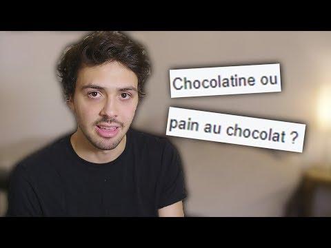 Chocolatine ou pain au chocolat? - Tabou #1