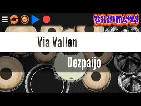 Via Vallen - Dezpaijo versi Real Drum Kendang