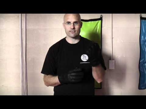 Cut Resistant Gloves - Self Defence Equipment