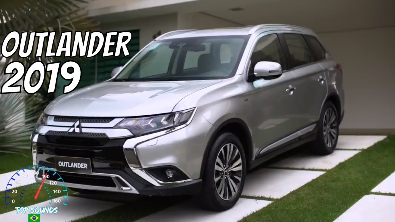 New Mitsubishi Outlander 2019 Details Changes And Motorization