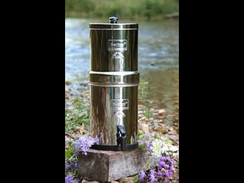 Berkey Travel Water Filtration System Review And Test