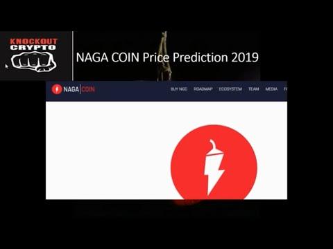 naga cryptocurrency price