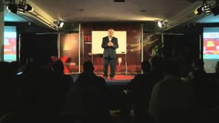 La ciudad como bien público: Bernardo Toro at TEDxUFRO