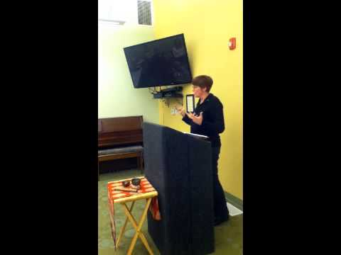 The Travels and Theology of Paul, Pt III: The Theology, Rev Kathleen Owens, Mar 27 2014 class