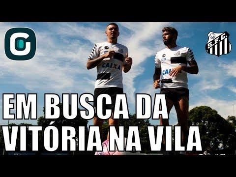 Pré-jogo: Santos X São Caetano | Copete Titular E Renato Fora- Gazeta Esportiva (14/02/18)