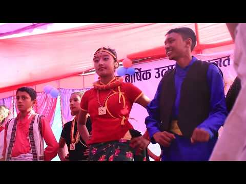 sishu milan school 25th anniversary parents day silver jubly-2 chunikhel kathmandu