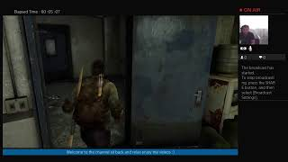 Last of us normal pt 10 (Game play focus)
