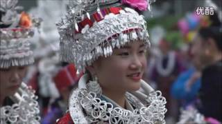 苗族手工艺术与民族传统习俗 Hmong/Miao People's Traditional Embroidery and Handicraft Skills Documentary 2016