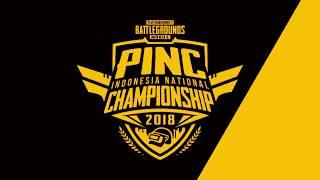 PUBG MOBILE INDONESIA NATIONAL CHAMPIONSHIP (PINC) | FINAL 1 TPP ERANGEL (BEKASI QUALIFIER)