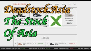 Deadstock Asia. The stockX of Asia. Are the shoes legit and authentic, or will fakes slip in?