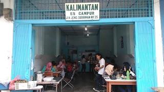 Es Campur Kalimantan : Es Legendaris di Binjai