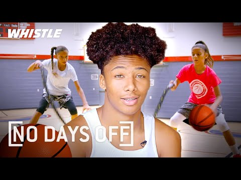 5 FUTURE Basketball All-Stars 👀 | Ft. Mikey Williams