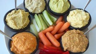 Hummus y tahini... Festival de hummus