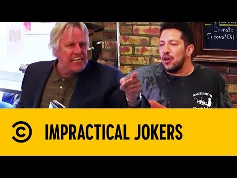 Sal Vs Gary Busey  Impractical Jokers