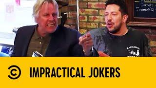 Sal Vs Gary Busey | Impractical Jokers