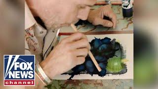 Hunter Biden artwork labeled 'shameful' and 'grifty' by critics