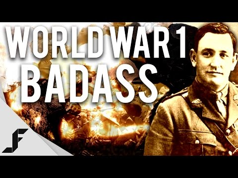WORLD WAR 1 BADASS - Battlefield 1