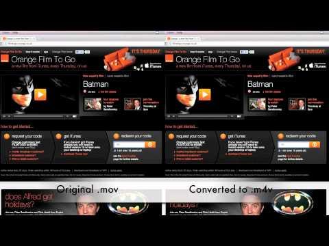 HandBrake - Convert video to MP4(M4V) and MKV
