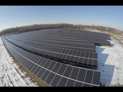 RIT's New Solar Array